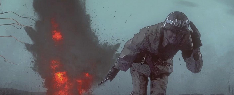 """""""Der Befreier"""" wurde in neuartigem Animationsstil hergestellt – Bild: Netflix"""
