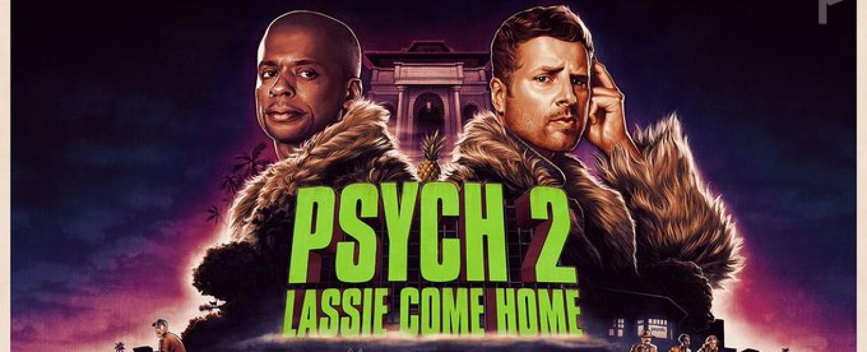 """""""Psych 2: Lassie Come Home"""" – Bild: Peacock"""