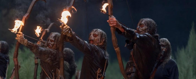 Die Whisperer blasen zum Angriff – Bild: AMC