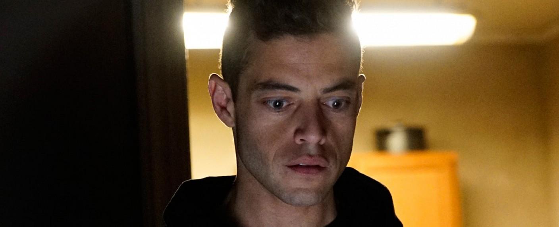 """Rami Malek wurde für seine Leistung in """"Mr. Robot"""" als Bester Darsteller geehrt – Bild: USA Network"""