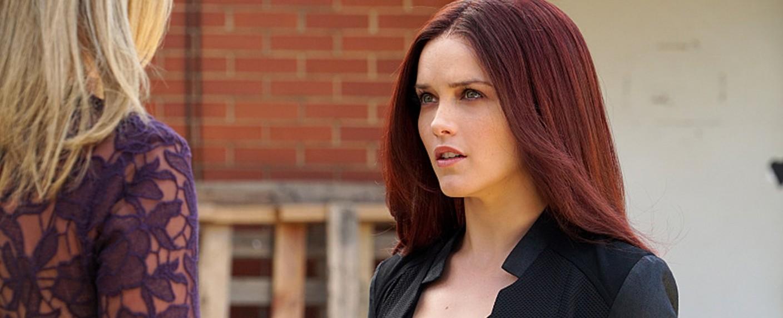 """Rebecca Breeds wird für CBS zu """"Clarice"""" – Bild: The CW"""