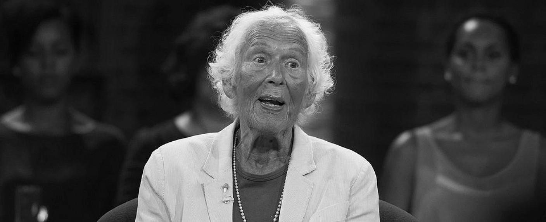 Renate Delfs – Bild: WDR/Melanie Grande
