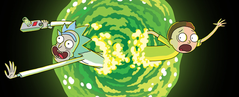 """Rick and Morty"" – Bild: 2015 Cartoon Network. A Time Warner Company"