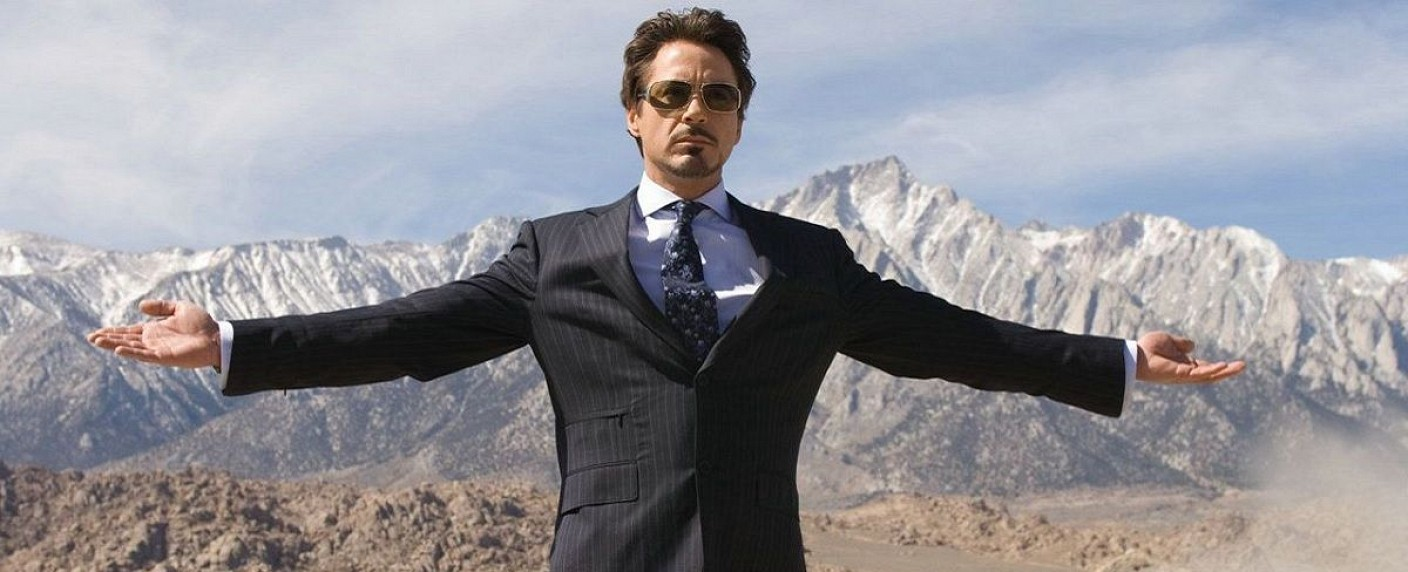 "Robert Downey Jr. als Tony Stark im Marvelfilm ""Iron Man"" – Bild: Marvel"