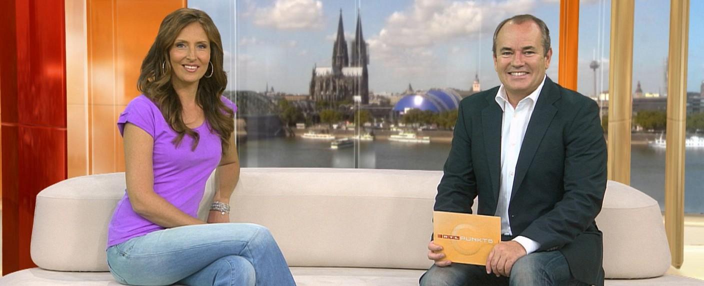 Roberta Bieling und Wolfram Kons – Bild: RTL