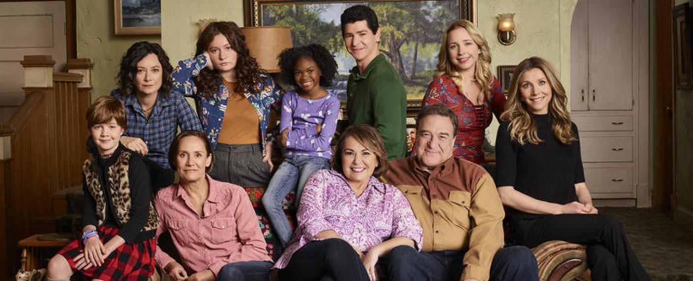 """""""Roseanne"""": Der Cast des Revivals 2018 – Bild: ABC"""