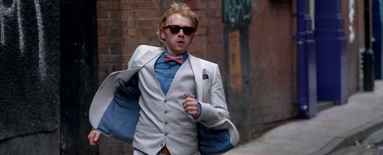 "Rupert Grint als Charlie Cavendish in ""Snatch – Bild: Matt Squire/Crackle"