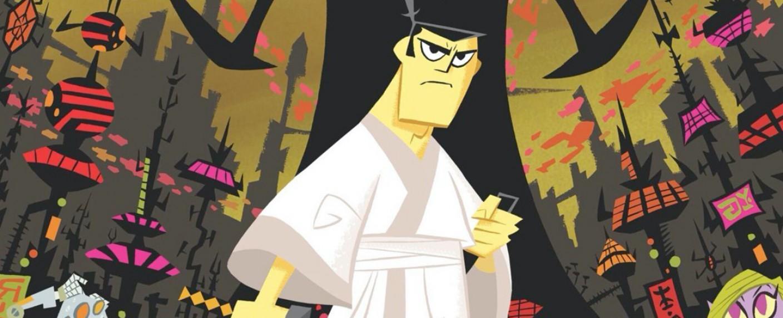 """""""Samurai Jack"""" – Bild: TNT"""