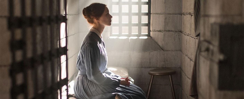 """Sarah Gadon in der Huaptrolle von """"Alias Grace"""" – Bild: CBC"""