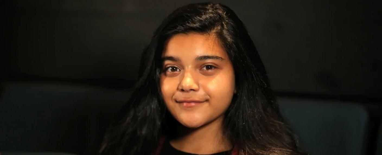 Schauspielerin Iman Vellani – Bild: Paul Borkwood/CBC