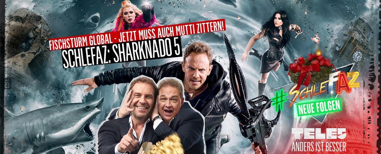Schlefaz Sharknado 5