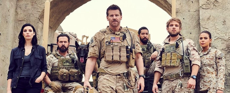 """SEAL Team"" – Bild: CBS/TNT Serie"