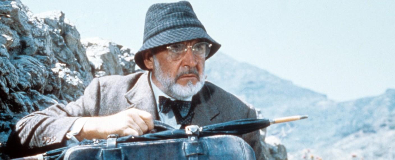 "Sean Connery als Professor Henry Jones in ""Indiana Jones und der letzte Kreuzzug"" – Bild: Paramount Pictures, Lucasfilm"