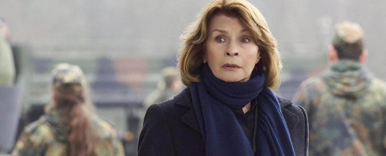Senta Berger ermittelt ein letztes Mal im ZDF – Bild: ZDF/Marco Nagel