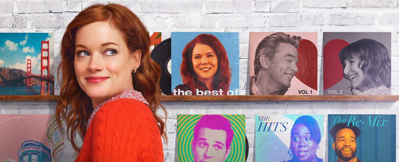"""Jane Levy und der Cast von """"Zoey's Extraordinary Playlist"""" – Bild: NBC/Sky"""