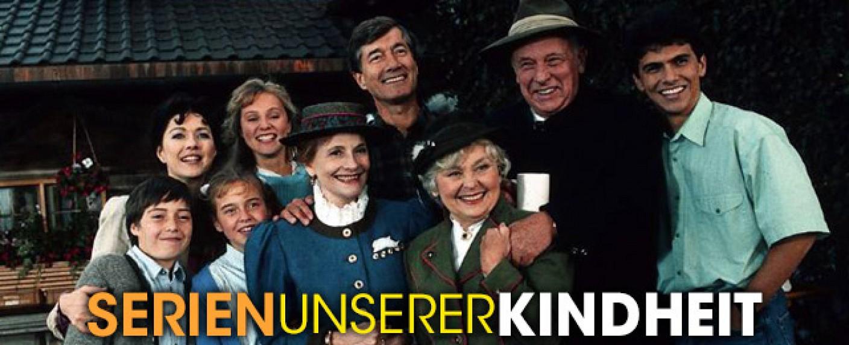"Serien unserer Kindheit (10): ""Forsthaus Falkenau"" – Bild: ZDF/ndF mbH"