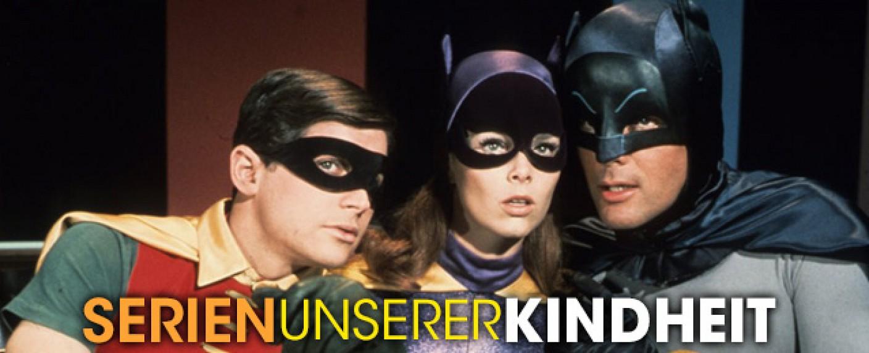 Serien unserer Kindheit (4): Batman – Bild: Warner Bros. Television Distribution