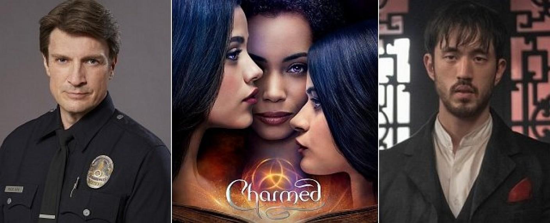 """Serienneustarts im Juni in Deutschland: """"The Rookie"""", """"Charmes"""" und """"Warrior"""" – Bild: ABC, The CW, Cinemax"""