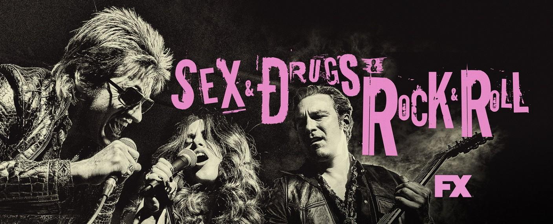 """Denis Leary, Elizabeth Gilles und John Corbett in """"Sex&Drugs&Rock&Roll"""" – Bild: FX"""