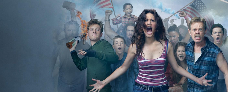 """Die Emmys können kommen: """"Shameless"""" tritt wieder als Comedy an – Bild: Showtime"""