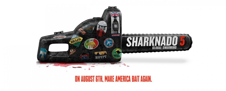 """Sharknado 5: Global Swarming"" feiert im August Premiere – Bild: Syfy"