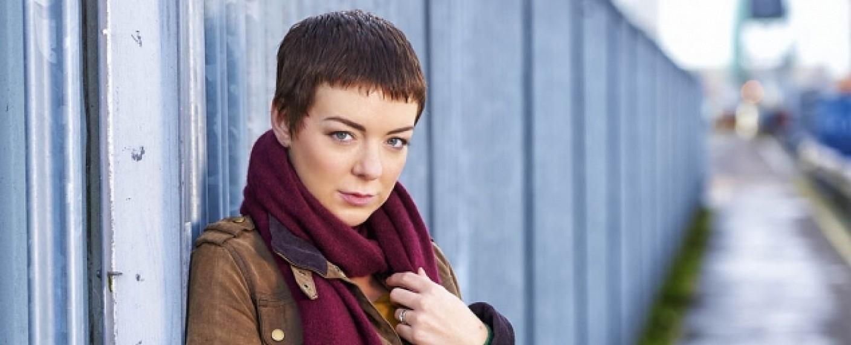 "Sheridan Smith als Jo Gillespie in ""Black Work"" – Bild: ITV"