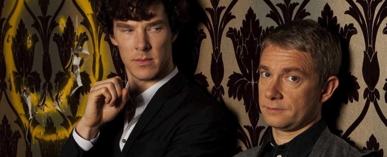 """""""Sherlock"""" meldet sich zurück – Bild: BBC"""
