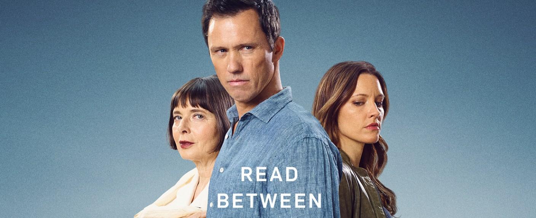 """""""Shut Eye"""": (v.l.) Isabella Rossellini, Jeffrey Donovan und KaDee Strickland – Bild: Hulu"""