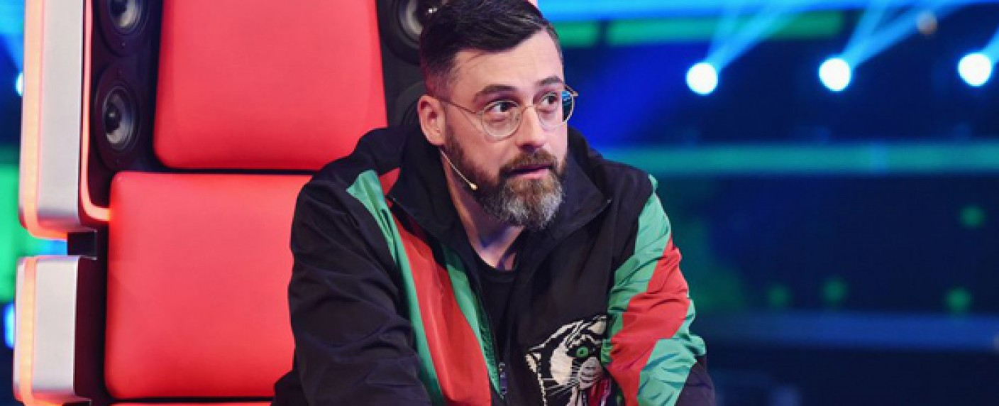 "Sido bei ""The Voice of Germany"" – Bild: Sat.1/ProSieben/André Kowalsk"