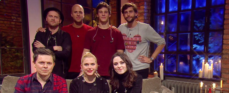 """Die """"Sing meinen Song""""-Weihnachtsparty 2019 – Bild: TVNOW"""