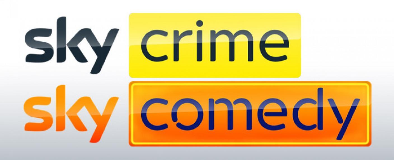 Sky Crime & Sky Comedy – Bild: Sky Deutschland