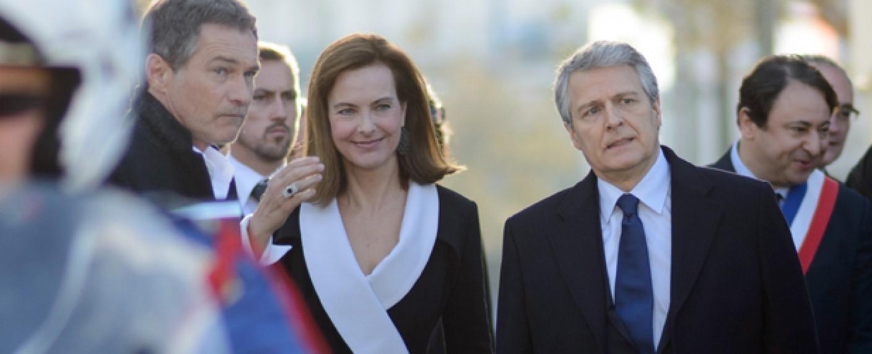 """""""Spin – Paris im Schatten der Macht"""" – Bild: France 2"""