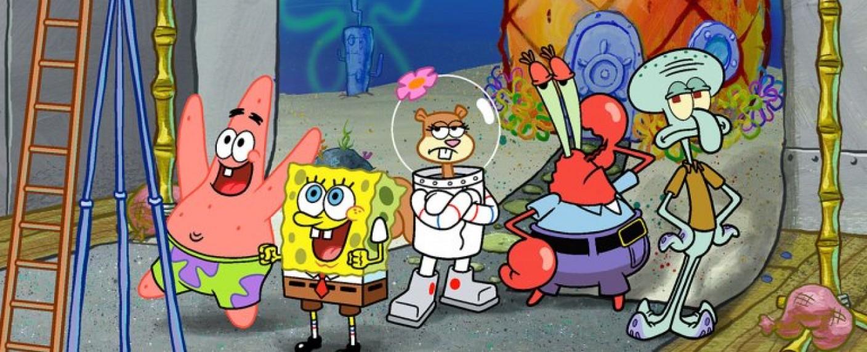 """""""SpongeBob Schwammkopf"""" – Bild: Nickelodeon"""