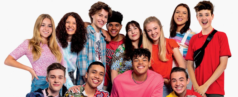 """""""Spotlight"""": Der Cast der fünften Staffel – Bild: Nickelodeon"""