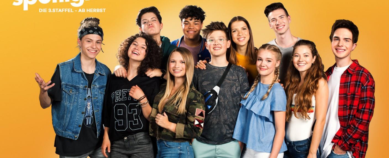 """""""Spotlight"""": Der erweiterte Cast der dritten Staffel – Bild: Nickelodeon"""