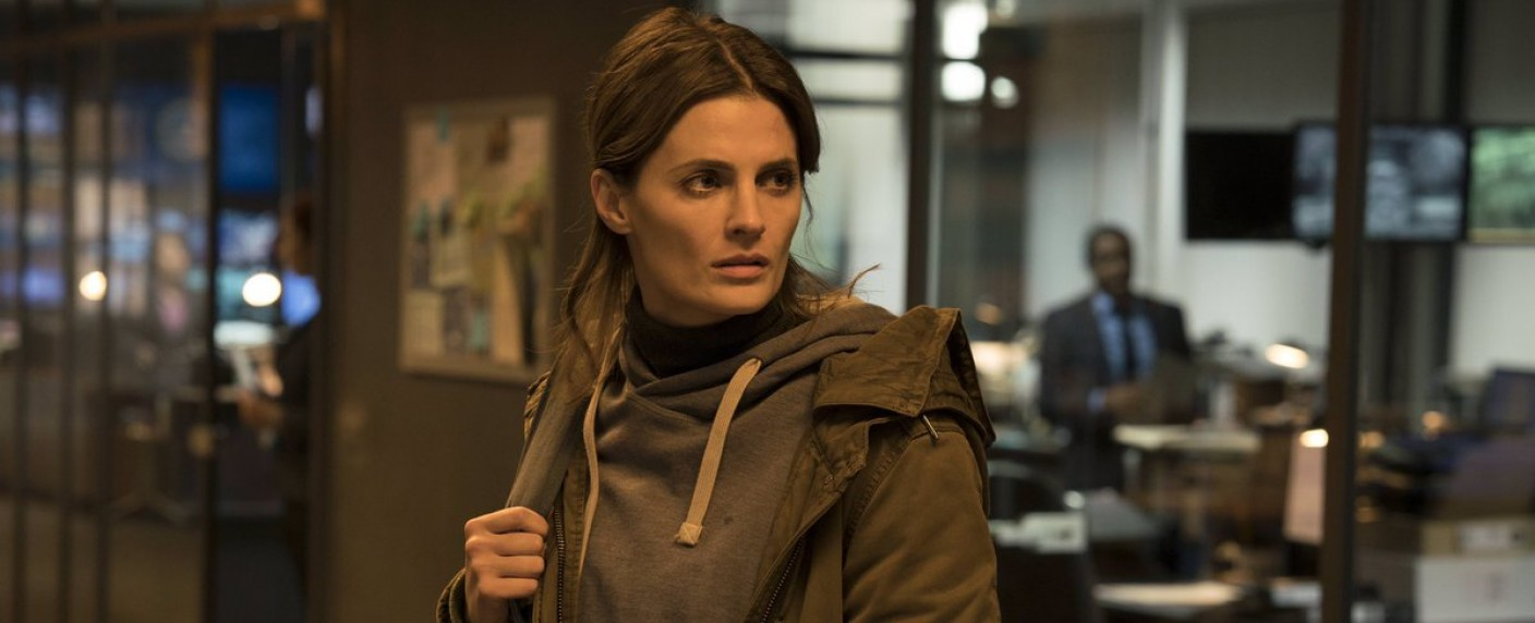 "Stana Katić als Emily Byrne in ""Absentia"" – Bild: Sony Pictures TV"
