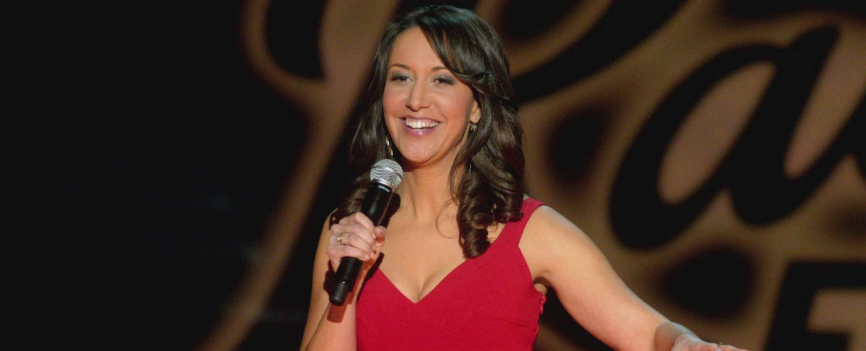Stand Up-Comedienne Rachel Feinstein – Bild: Comedy Central