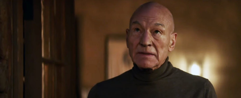 """Star Trek: Picard"": Patrick Stewart als Jean-Luc Picard – Bild: CBS"