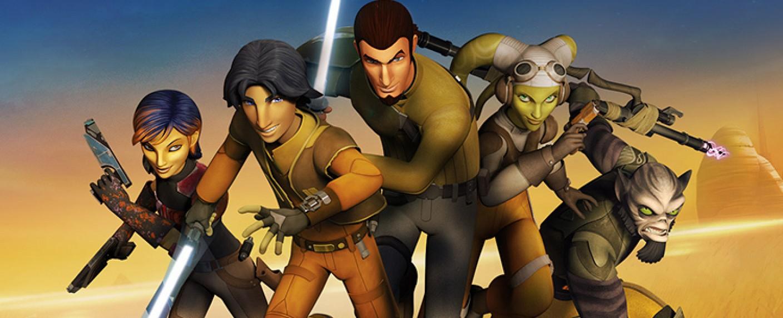 """Star Wars Rebels"" – Bild: Disney/Lucasfilm"