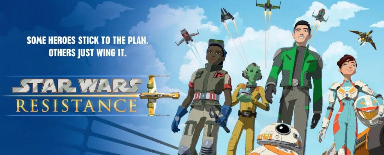 """""""Star Wars: Resistance"""" – Bild: Lucasfilm"""