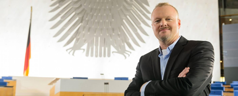 """Stefan Raab sucht die """"Absolute Mehrheit"""" – Bild: ProSieben/Willi Weber"""