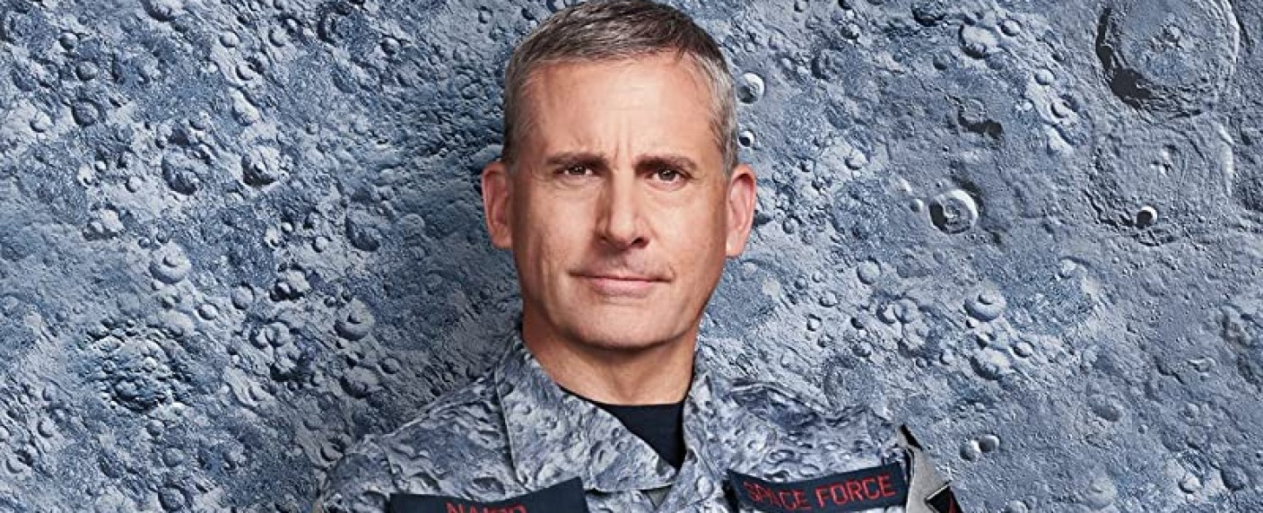 "Steve Carell als General Mark R. Naird in ""Space Force"" – Bild: Netflix"