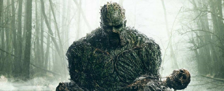 """DC-Serie """"Swamp Thing"""" findet Deutschlandpremiere – Bild: DC Universe"""