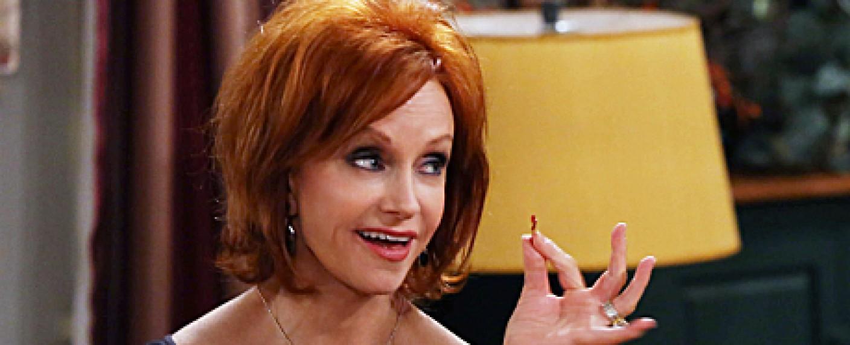 "Swoosie Kurtz in ""Mike & Molly"" – Bild: CBS"