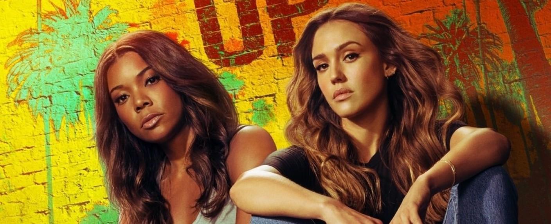 "Syd (Gabrielle Union) und Nancy (Jessica Alba) in ""L.A.'s Finest"" – Bild: Spectrum"