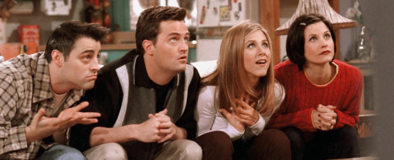 """Szenebild aus der Folge """"Alles ist relativ"""" der vierten Staffel von """"Friends"""" – Bild: Warner Bros. TV"""