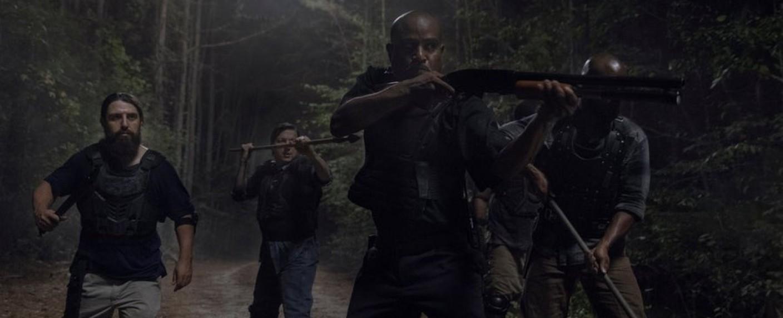 """The Walking Dead"" ""Hinterhalt"" – Bild: AMC"