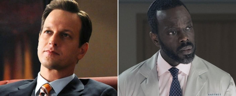 """Josh Charles (l.) und Ato Essandoh (r.) sind im Weltraumdrama """"Away"""" zu sehen – Bild: CBS/NBC"""
