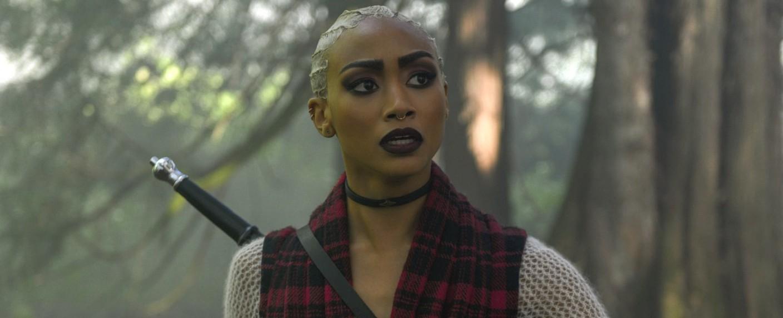 "Tati Gabrielle als Prudence in ""Chilling Adventures of Sabrina"" – Bild: Diyah Pera/Netflix"