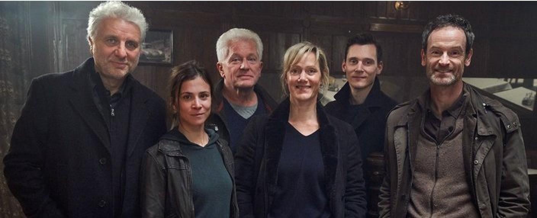 """Der """"Tatort""""-Zweiteiler """"In der Familie"""" bringt die Teams aus Dortmund und München zusammen – Bild: WDR/X Filme Creative Pool/Frank Dicks"""